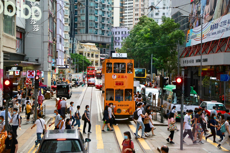Stay & Build Hong Kong